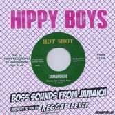 Charley Ace & Hippy Boys - Scaramouche / Ryo & Hippy Boys - Sad Mood (Hot Shot / Reggae Fever) EU 7""
